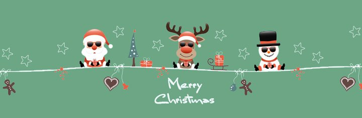 Rudi the Rednose Reindeer…