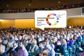 Das war der Entrepreneurship Summit 2015