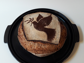 Bread-Stencil (Backschablone)